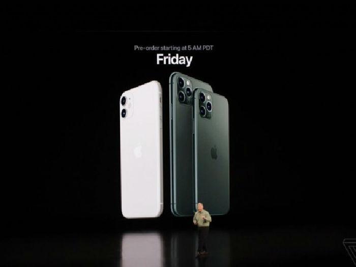 大公司晨读:华为首次境内发行债券;iPhone 11首周末预售出色