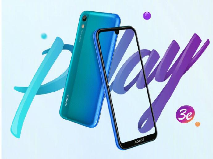 荣耀Play3今日首销,一同开售的还有入门级新品荣耀Play3e