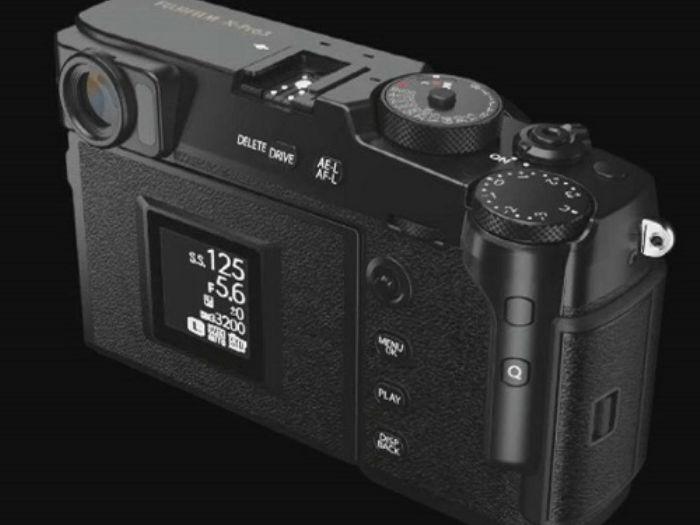 富士X-Pro3:隐藏式LCD屏+混合电子取景器