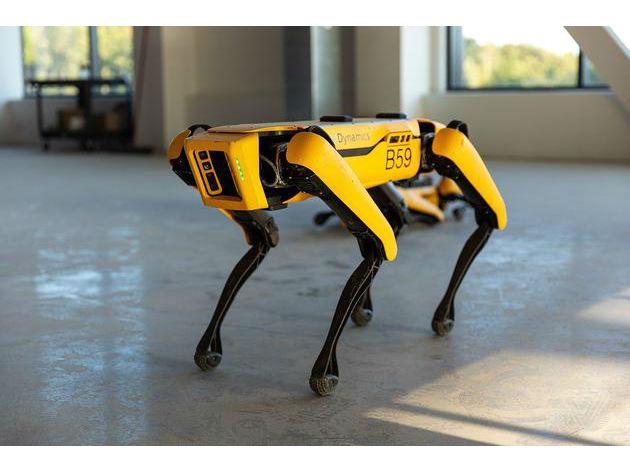 机器人参加奥运会?也许真不是说说而已