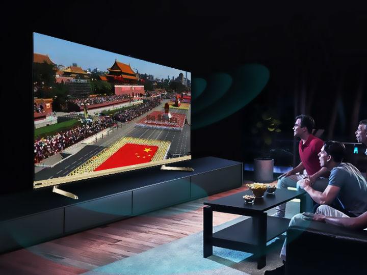 超高清画质带来更好视觉体验?4K电视助你看爽好剧!