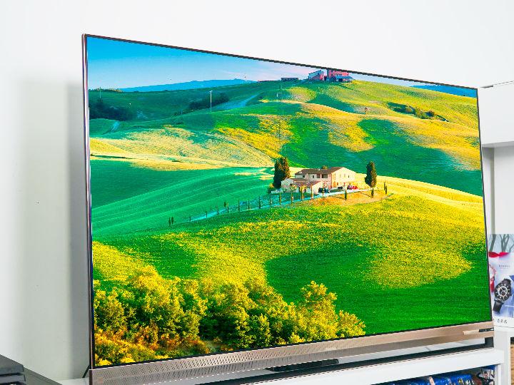 国庆买电视选它就对了 海信U9E叠屏电视