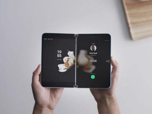 微�新品�l布��:全程高能,不止�p屏PC�有Android折�B屏手�C