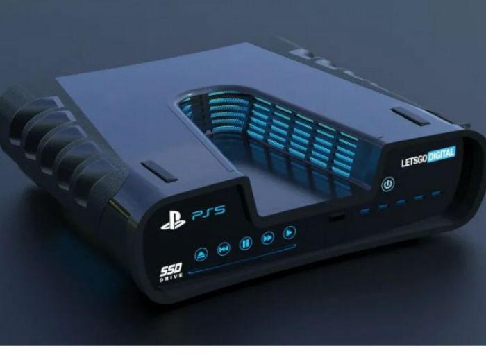 内部人士确认索尼PlayStation 5游戏主机造型