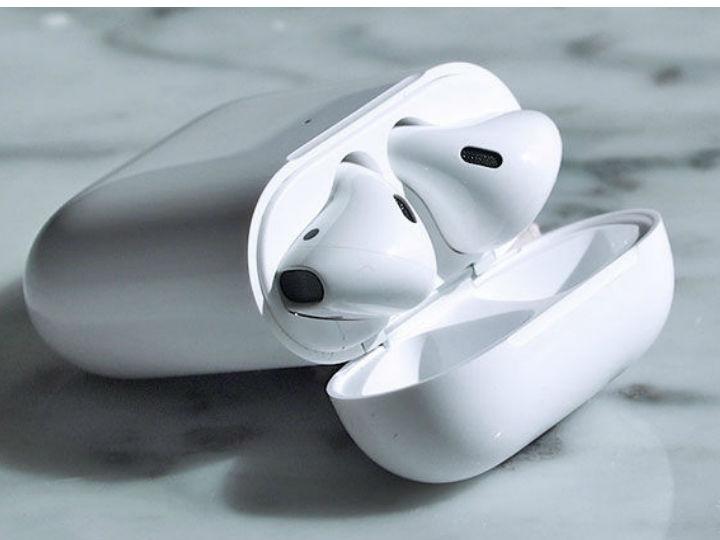 苹果iOS 13.2 beta内发现新款AirPods设计
