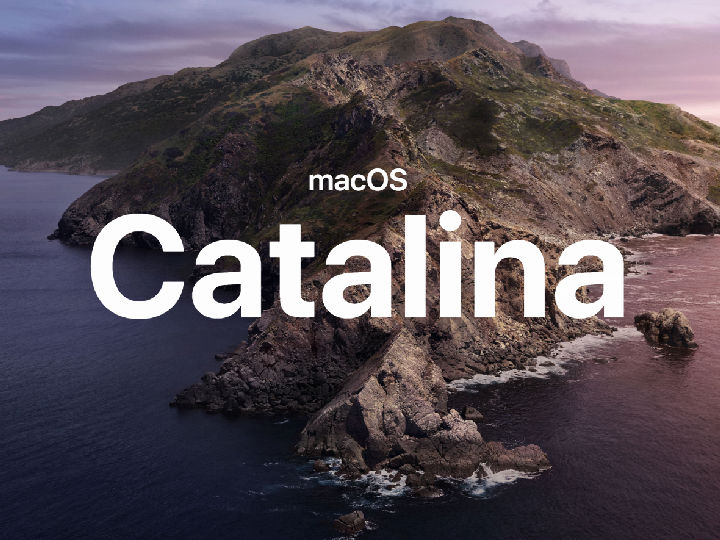 �O果推送macOS Catalina正式版 iTunes再�