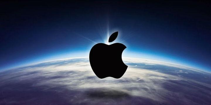 苹果公司市值