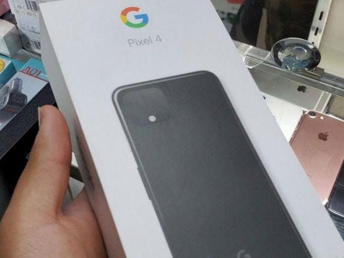 包装曝光,今年Pixle 4的信息所剩无几了