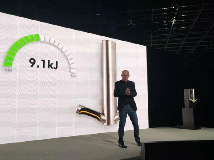 强劲模式下干手只需十秒!戴森发布全新高效干手机