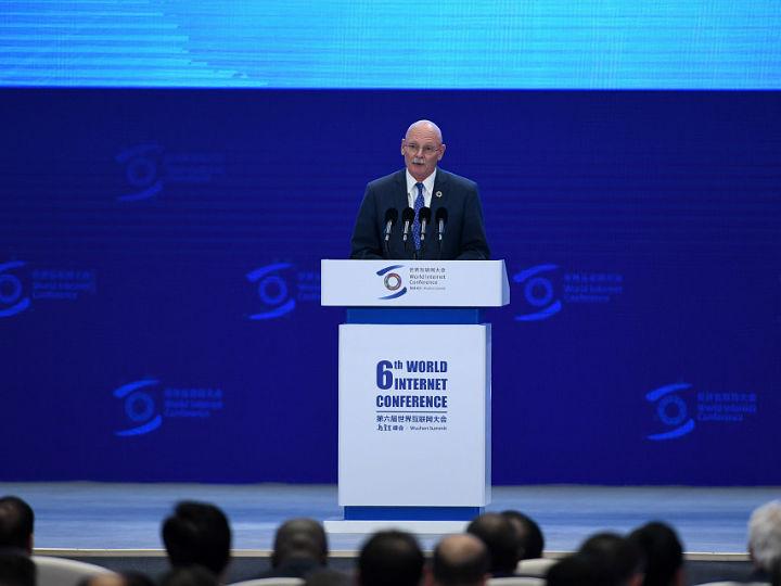 第六届世界互联网大会在浙江乌镇正式开幕
