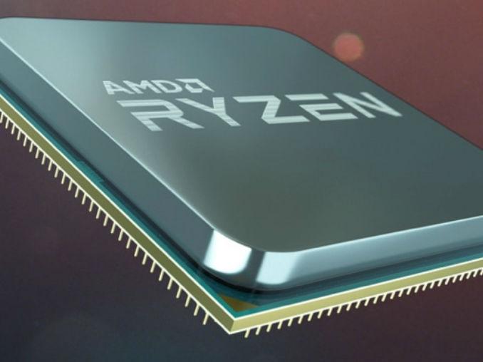 AMD锐龙3750X