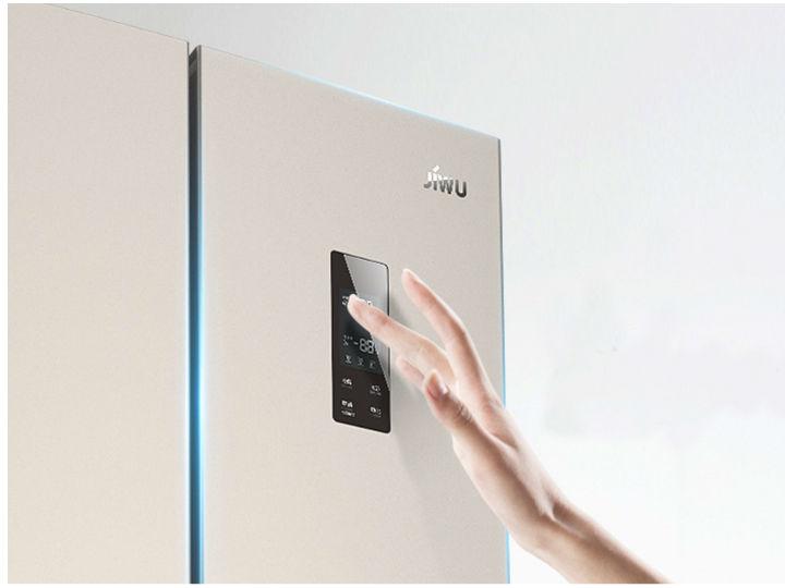 苏宁小Biu法式多门冰箱评测:制冷快、大容量,性价比高!