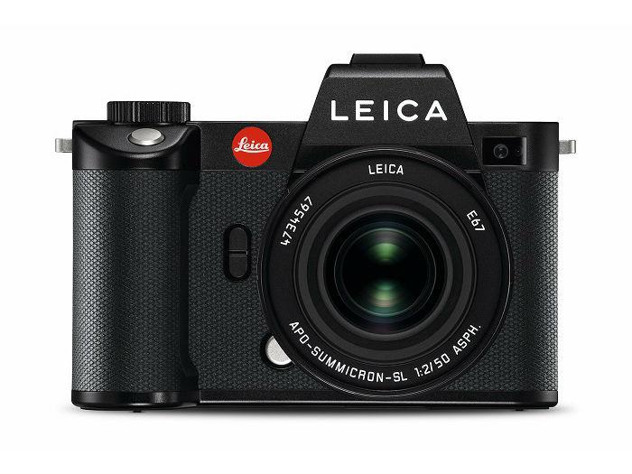 徕卡SL2全画幅无反相机发布:4700万像素+L卡口