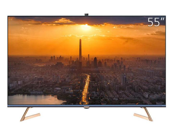 杜比全景声+杜比视界 高端影音电视创维55Q60