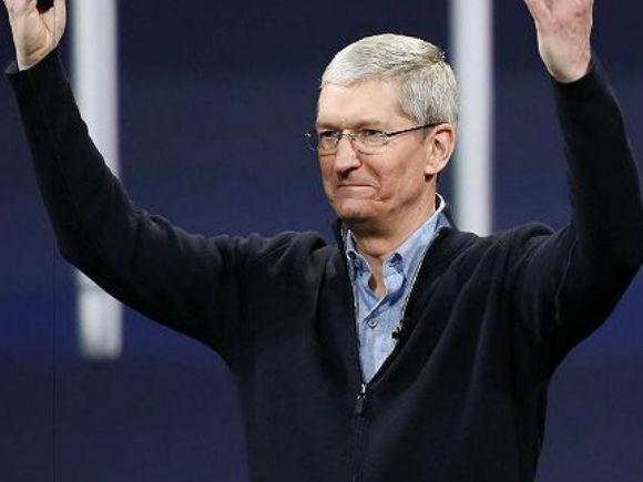 库克:苹果的目标从来不是当第一,只想做最好的产品