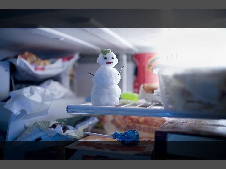 """�@��冬天好像不太""""冷""""!漫聊冰箱�史"""