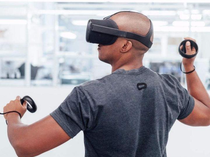 VR本周�f:Facebook����l布AR眼�R Oculus�S富VR社交功能