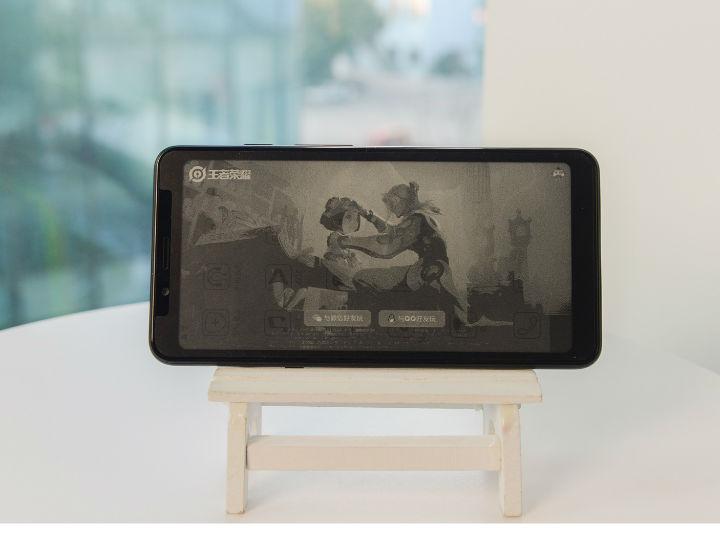 黑白屏幕同样精彩 海信阅读手机A5