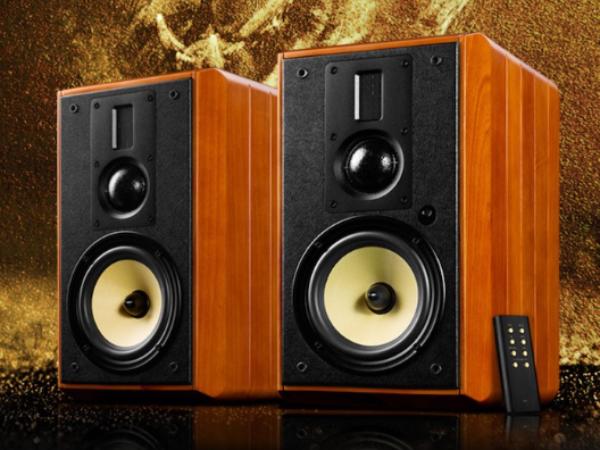 卓越音质 惠威M3A高保真有源音箱售5999元