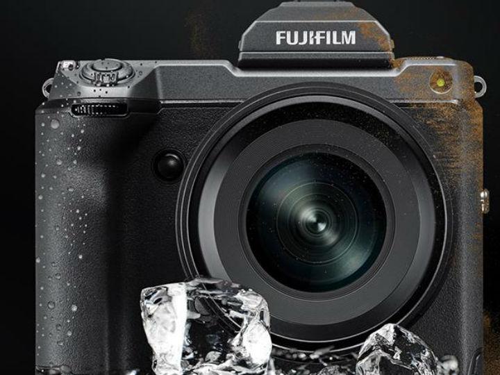 1亿像素的中画幅相机 富士GFX100推荐