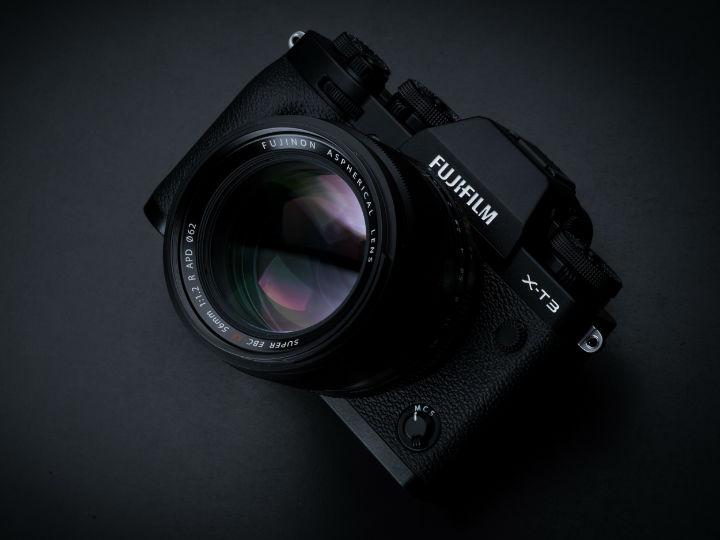 年底给自已一个奖励 富士X-T3相机推荐