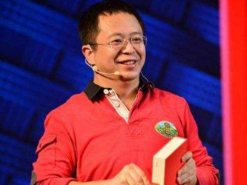 360周鸿�t:我曾是个宅男不善演讲,马云、张朝阳是我的老师