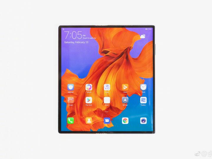 京东方屏遭淘汰?华为Mate Xs 5G折叠屏手机将使用三星显示屏