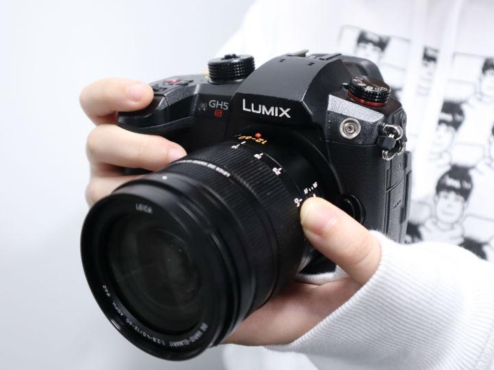 焕然新生 松下LUMIX GH5S 固件体验