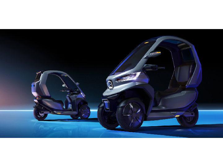 充满未来想象力  小牛发布TQi与RQi两款新车