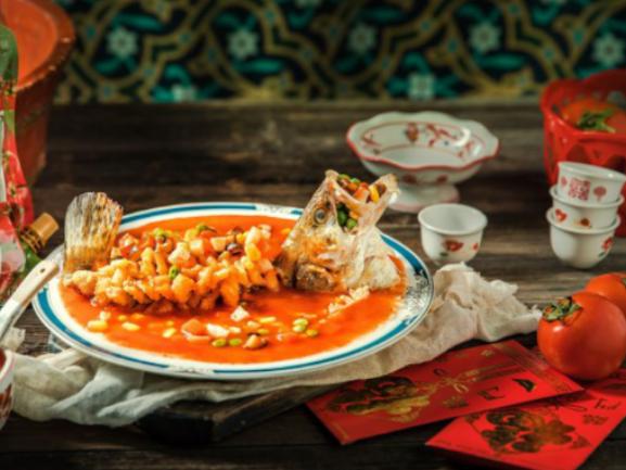 注册送28元体验金app彩票:年夜饭之—燃气灶版松鼠鲈鱼