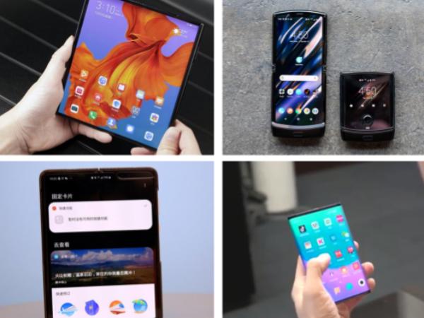 """从""""平板""""到""""翻盖机"""" 2020年折叠屏手机市场或迎来大增长"""