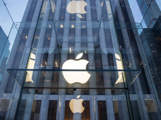 苹果公布2020财年第一财季财报 净营收918亿美元同比上涨9%