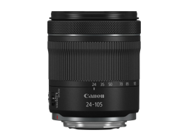 小巧轻便、高性能,佳能RF24-105mm F4-7.1 IS STM登场