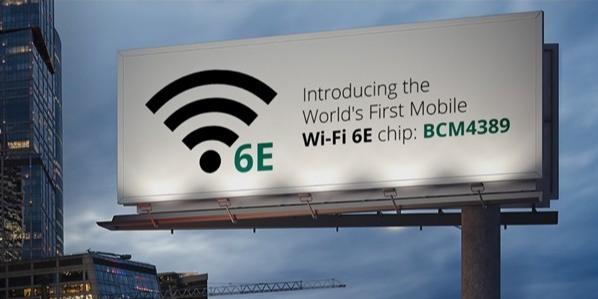 博通首发Wi-Fi 6手机芯片:应用下代旗舰手机