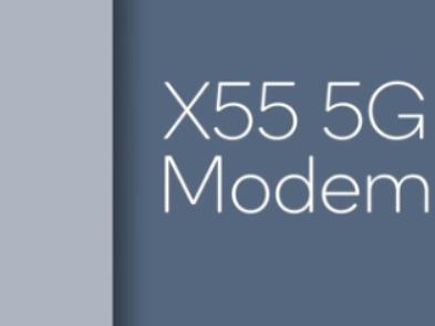 新一代iPhone用上X55基带无悬念,苹果未来4年都将用高通5G基带