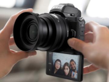 尼康发布用于尼康Z卡口系列微单数码相机的2个固件更新