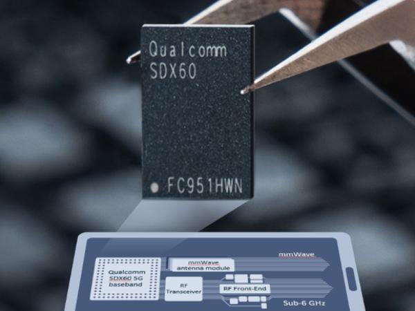 高通发布骁龙X60调制解调器与QTM535天线模组
