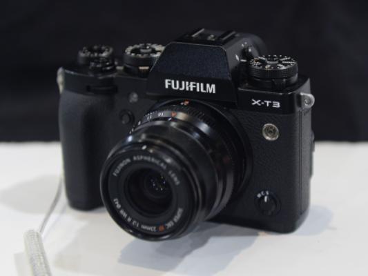 半画幅旗舰级推荐 富士X-T3相机