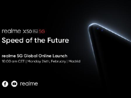 realme x50 Pro即将发布 售价将近5000元?