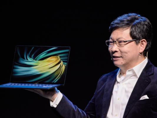 美貌与智慧兼备! 华为MateBook X Pro 2020款旗舰机耀目首发