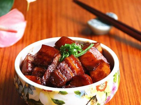 极客美食:入口即化—电压力锅版经典红烧肉