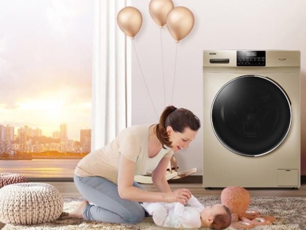 为何大家爱买滚筒洗衣机?看完这四点你就懂了