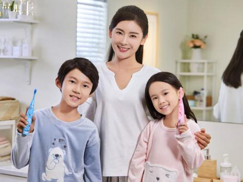 佳洁士在线配资音乐儿童电动牙刷S7000K新品发布 助力儿童口腔健康问题
