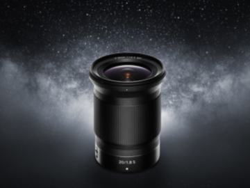 大开眼界,由我绽放 尼克尔 Z 20mm f/1.8 S正式开始销售