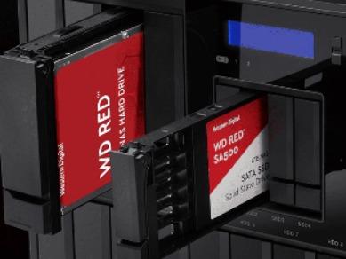 西部数据NAS红盘HDD/SSD评测