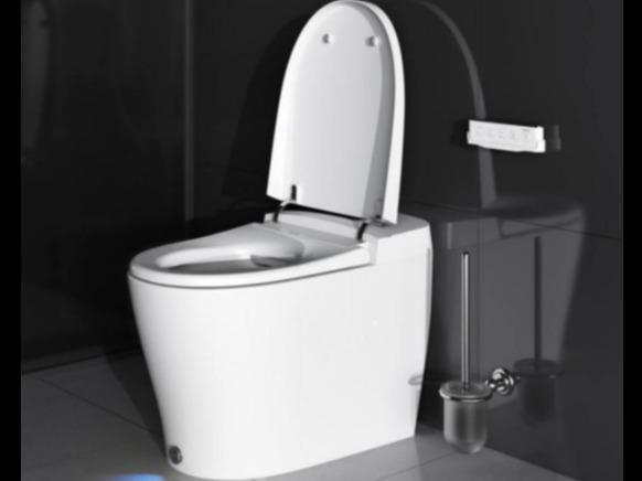 八重防护 如厕更安心 云米智能马桶——高端款