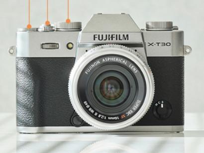 性价比之王 富士X-T30无反相机推荐