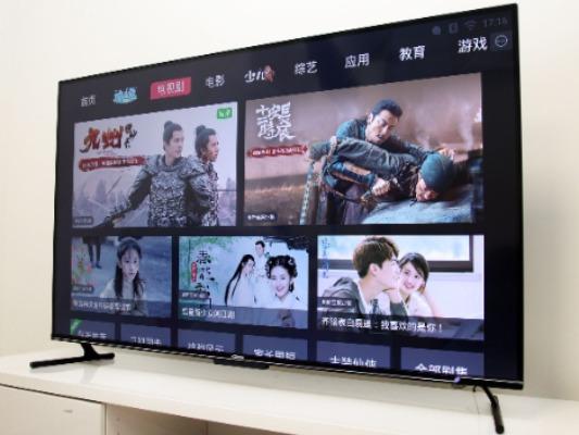 远场语音操作 康佳LED55K1电视4999元