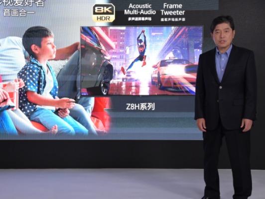 索尼��2020:X1芯片成新品�伺�,全球8K仍在初��A段