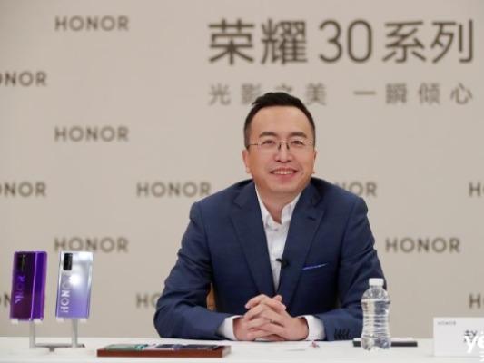 荣耀总裁赵明:冲击高端是个系统工程,5G各档位上荣耀没有对手